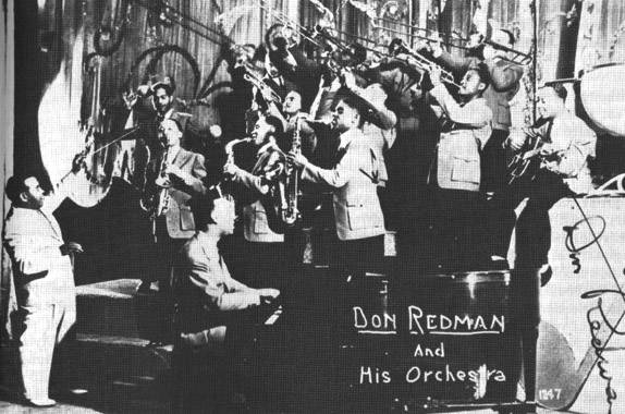 Don Redman big band