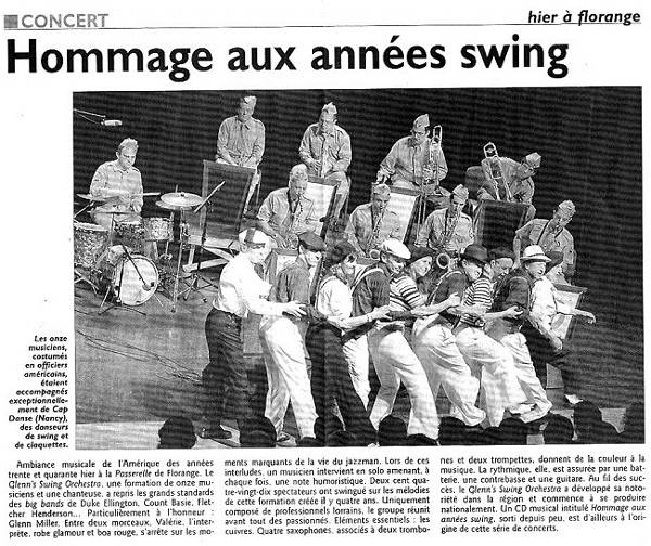 evenement jazz florange