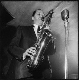 Lester Young soliste jazz