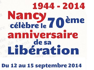 Liberation Nancy 70eme anniversaire